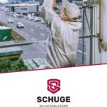 Schuge Schutzgestelle Info Flyer als PDF öffnen